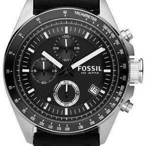 Fossil Decker Chronograph Silicone CH2573 Mens Watch