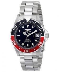 Invicta Pro Diver 200M Automatic Black Dial INV9403/9403 Mens Watch