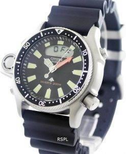 Citizen Aqualand Diver Depth Meter Promaster Watch JP2000-08E JP2000