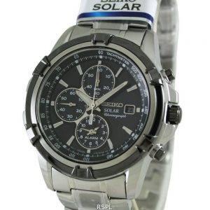 Seiko Chronograph Solar SSC147P1 SSC147P SSC147 Mens Watch