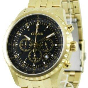 Citizen Quartz Chronograph AN8062-51E Mens Watch