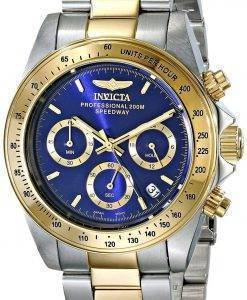 Invicta Professional Speedway Chronograph 200M 3644 Mens Watch