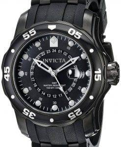 Invicta Pro Diver GMT 100M 6996 Mens Watch