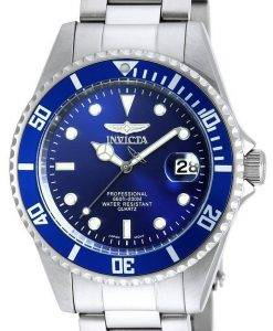 Invicta Mako Pro Diver Blue Dial 200M 9204OB Men's Watch
