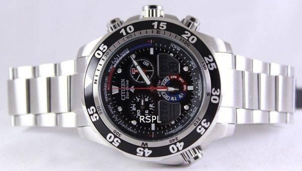 Citizen Promaster Chronograph JR4045-57E JR4045 World Time Mens Watch