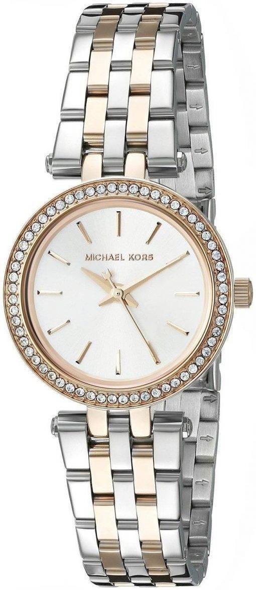 Michael Kors Darci Silver Dial MK3298 Womens Watch