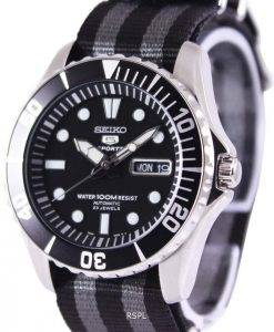 Seiko 5 Sports Automatic NATO Strap SNZF17K1-NATO1 Mens Watch