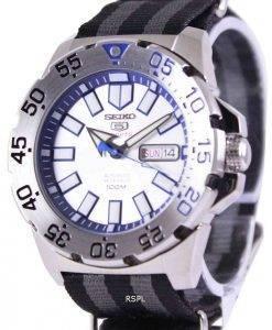 Seiko 5 Sports Automatic NATO Strap SRP481K1-NATO1 Mens Watch