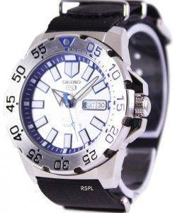 Seiko 5 Sports Automatic NATO Strap SRP481K1-NATO4 Mens Watch