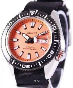 Seiko Superior Automatic Divers 200M NATO Strap SRP497K1-NATO4 Mens Watch