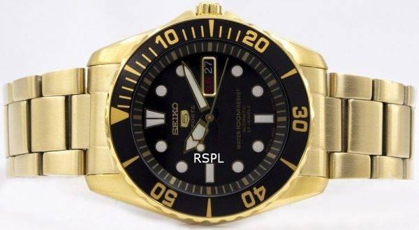 Seiko 5 Sports Automatic 23 Jewels Japan Made SNZF22J1 SNZF22J Men's Watch