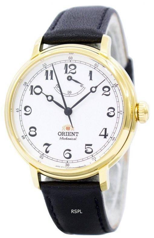 Orient Monarch Mechanical Power Reserve DD03001W FDD03001W Mens Watch