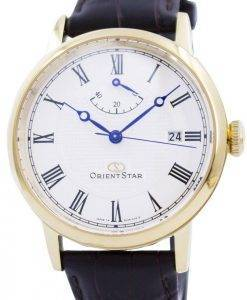 Orient Star Elegant Classic Automatic Power Reserve SEL09002W0 EL09002W Mens Watch