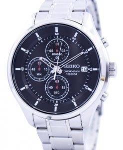 Seiko Quartz Chronograph SKS539 SKS539P1 SKS539P Men's Watch