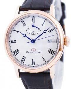 Orient Star Elegant Classic Automatic Power Reserve SEL09001W EL09001W Men's Watch