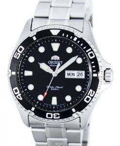 Orient Ray II Automatic Power Reserve 200M FAA02004B9 Men's Watch