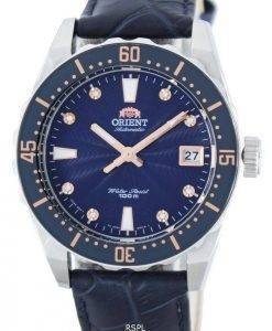 Orient Automatic Crystal Accent Power Reserve FAC0A004D0 Women's Watch