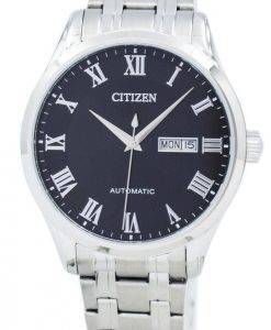 Citizen Automatik NH8360-80E Herrenuhr