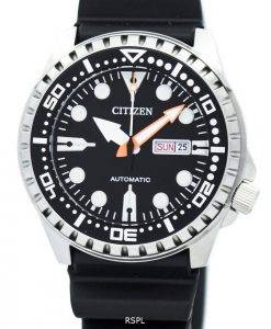 Citizen Automatic 100M NH8380-15E Herrenuhr