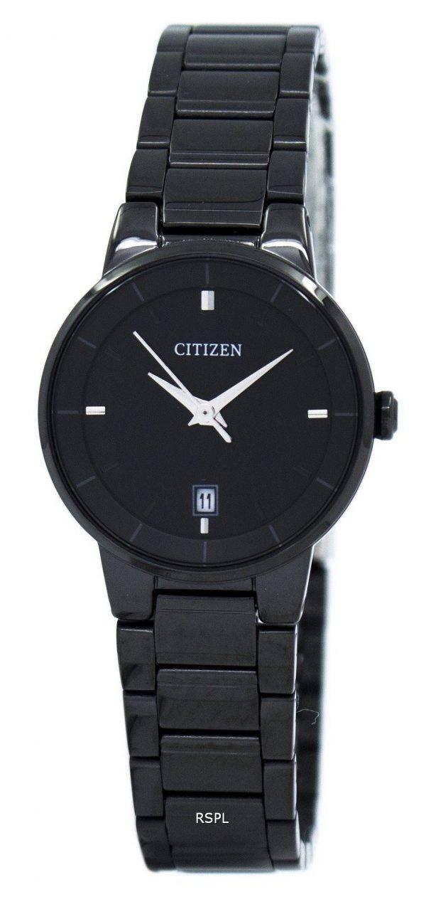 Damenuhr Citizen Quarz EU6017-54E