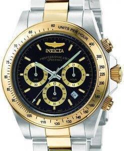 Invicta Speedway Quarz Chronograph 200M 9224 Herrenuhr