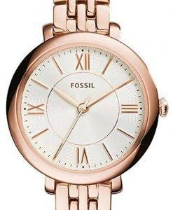 Fossil Damenuhr Jacqueline Quarz ES3799