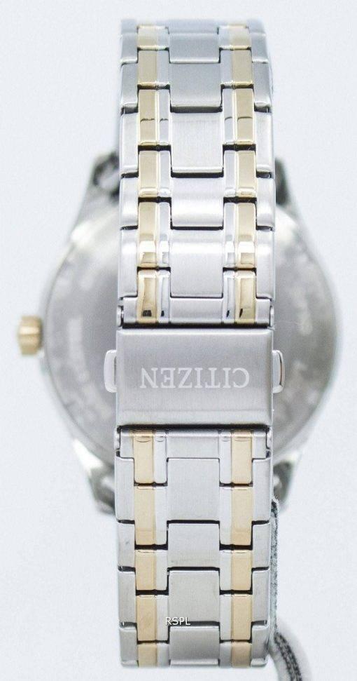 Citizen mechanische Automatik Herrenuhr NH8366-83A
