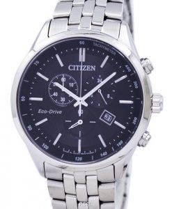 Citizen Eco-Drive Chronograph Tachymeter AT2140-55E Herren Uhr