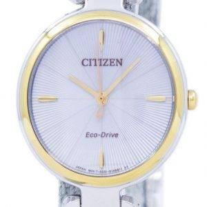 Citizen Eco-Drive EM0424-88A Damenuhr