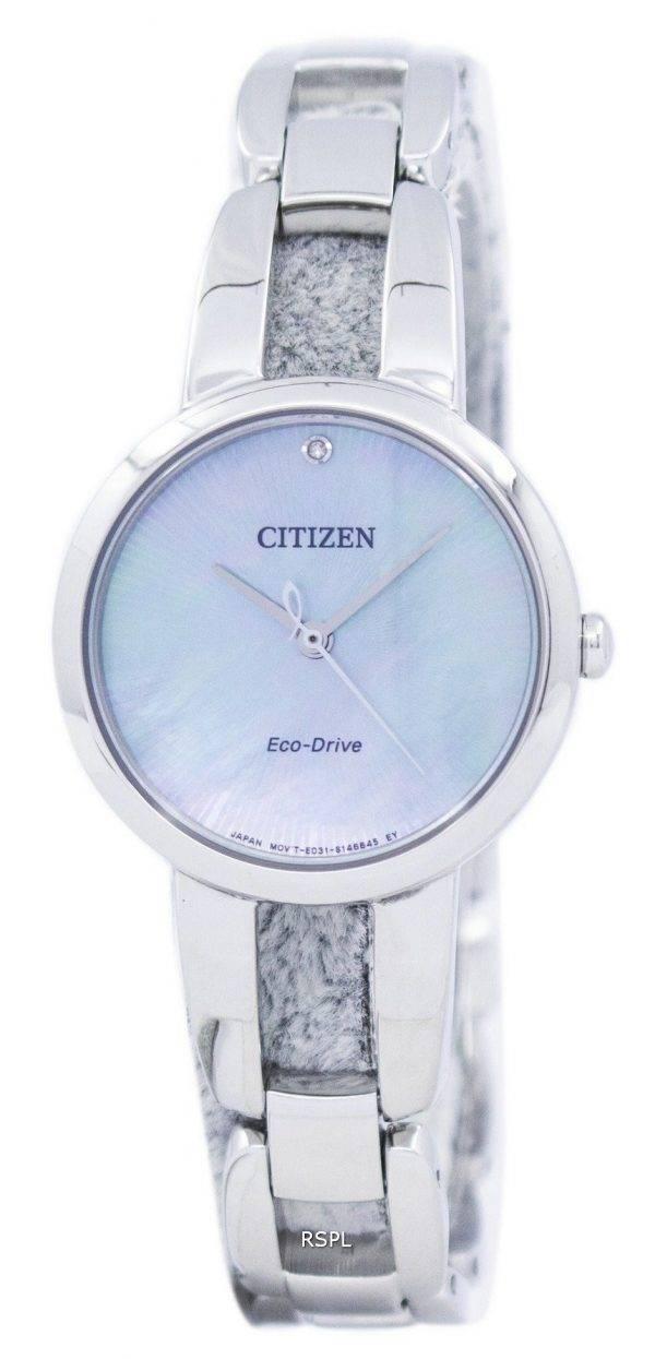 Citizen Eco-Drive EM0430-85N Damenuhr