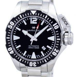 Hamilton Khaki Navy Frogman automatische H77605135 Herrenuhr