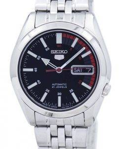 Seiko 5 Made automatische Japan 21 Jewels SNK375 SNK375J1 SNK375J Herrenuhr