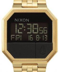 Nixon erneut ausgeführt Alarm digitaler A158-502-00 Herrenuhr