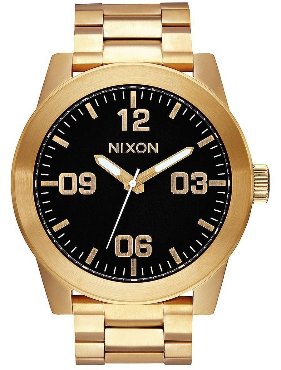 Nixon Corporal Quarz A346 510 00 Herrenuhr Uhrstadt De