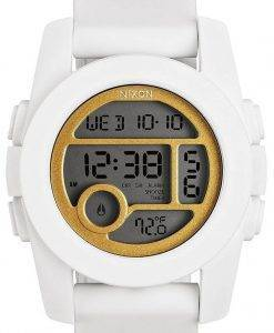 Nixon Einheit 40 Dual Time Alarm digitaler A490-1035-00 Damenuhr