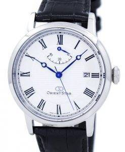 Orient Star Automatic Power Reserve Japan gemacht SEL09004W0 Herrenuhr