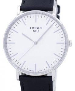 Tissot T-Classic jedes Mal große Quarz T109.610.16.031.00 T1096101603100 Herrenuhr