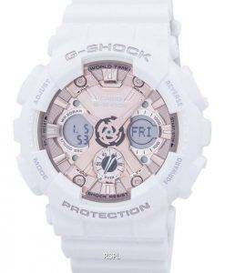 Casio G-Shock Shock Resistant Welt Zeit Analog Digital GMA-S120MF-7A2 Herrenuhr