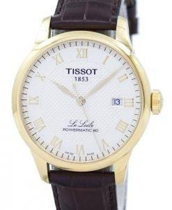 Tissot T-Classic Le Locle Powermatic 80 automatische T006.407.36.263.00 T0064073626300 Herrenuhr