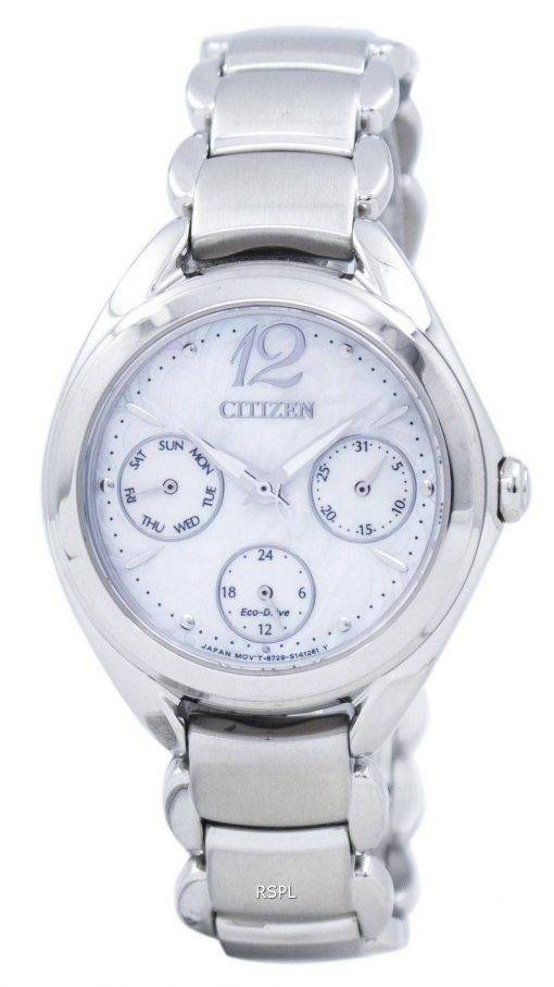 Citizen Eco-Drive Analog FD2020 - 54D Damenuhr