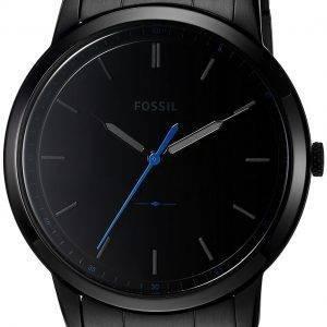 Fossil die minimalistische 3H-Quarz-FS5308 Herrenuhr