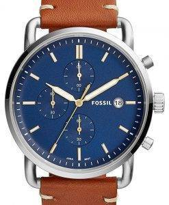 Herrenuhr Fossil Pendler Chronograph Quarz FS5401