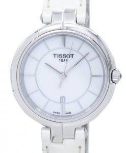 Tissot T-Lady Flamingo Quarz T094.210.16.011.00 T0942101601100 Damenuhr