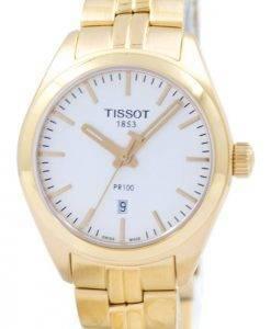 Tissot T-Classic PR 100 Quarz T101.210.33.031.01 T1012103303101 Damenuhr