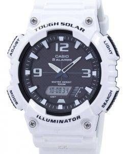 Casio Jugend Illuminator Alarm Tough Solar Analog Digital AQ-S810WC-7AV AQS810WC-7AV Herrenuhr
