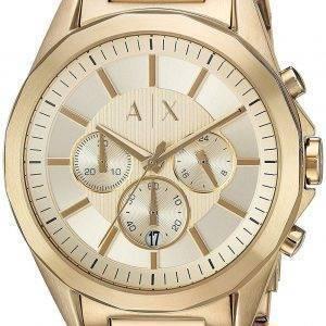 Armani Exchange Chronograph Quarz AX2602 Herrenuhr