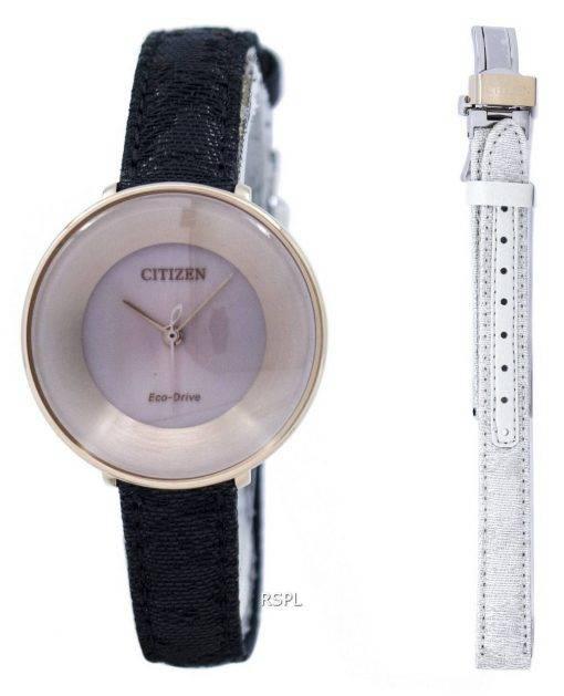Citizen L Ambiluna Eco-Drive EM0608-42 X Damenuhr