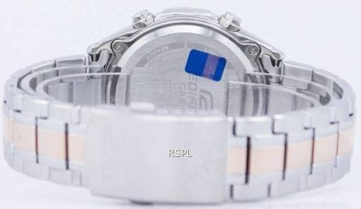 Casio Edifice Chronograph Tachymeter Analog Digital ERA-600SG-1A9V ERA600SG-1A9V Herrenuhr