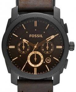 Fossil Maschine Chronograph FS4656 Herrenuhr