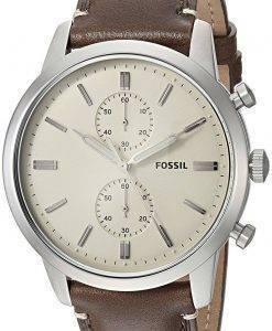 Fossilen Townsman Chronograph Quarz FS5350 Herrenuhr